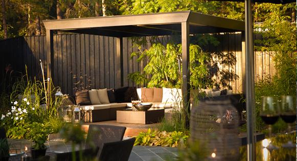 Terrasses et patios le design exterieur en rh ne alpes for Paysagiste valence