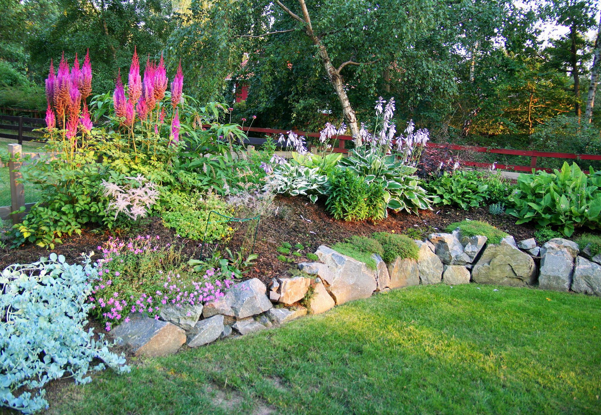 Emejing Dalles Jardin Haute Savoie Pictures - House Design ...