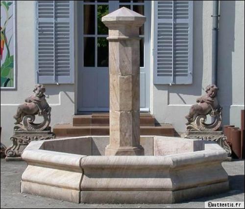 Fontaines de jardin : histoires d\'eaux enchanteresses - LES ...